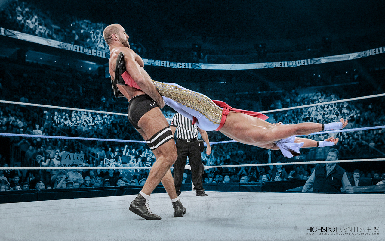 Antonio Cesaro Action Series Wallpaper | Highspot Wrestling Wallpapers Daniel Bryan Iphone Wallpaper