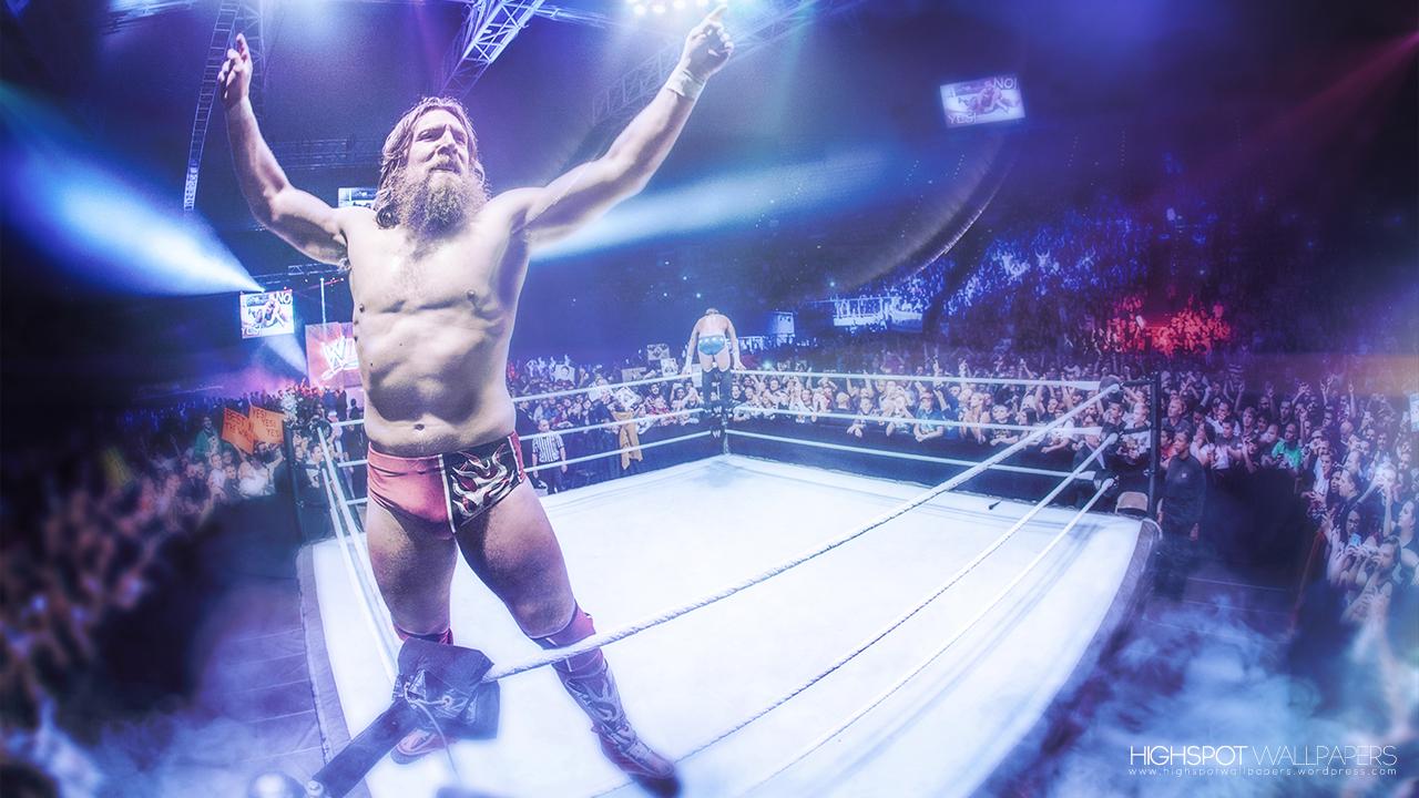 Daniel Bryan Vibrant Series Wallpaper | Highspot Wrestling Wallpapers Daniel Bryan Iphone Wallpaper