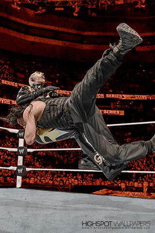 roman reigns highspot wrestling wallpapers
