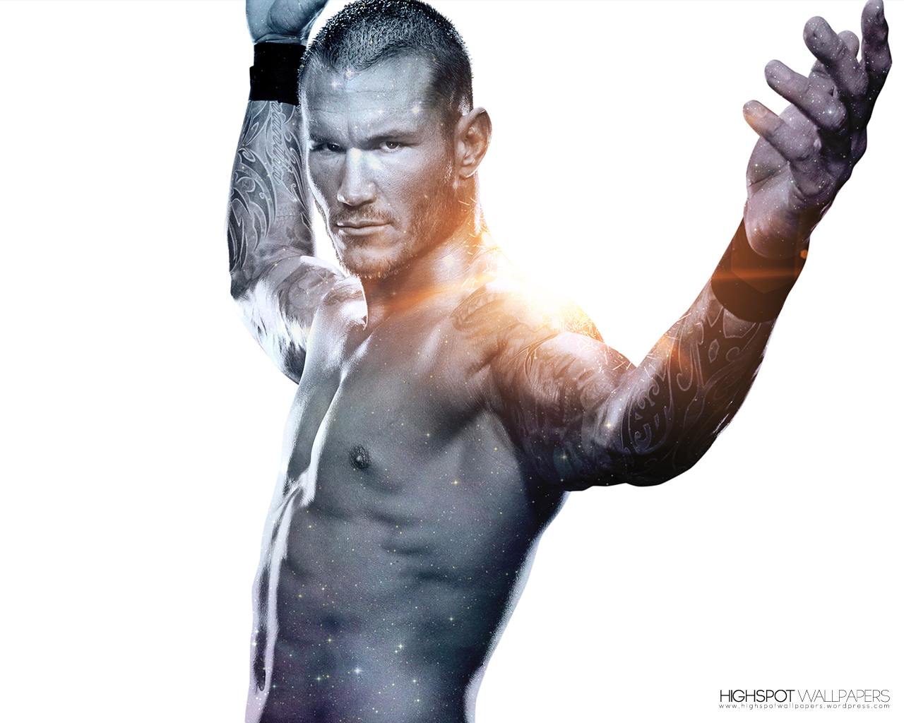 RANDY ORTON SuperSTAR Series Wallpaper